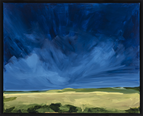 Night Prairie 7 30x24